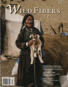 Wild Fibers Magazine Fall 2008