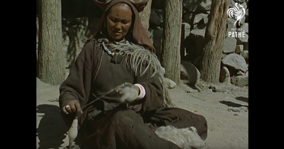 Kashmir Documentary (1966) by British Pathé