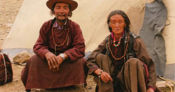 Mawang Tharchinn & Tashi Zangmo