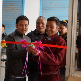 Grand New Shop opening